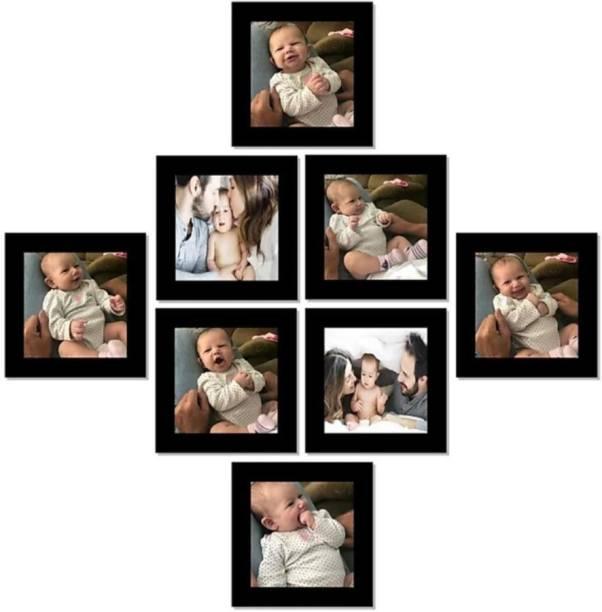 momscreations Wood Photo Frame