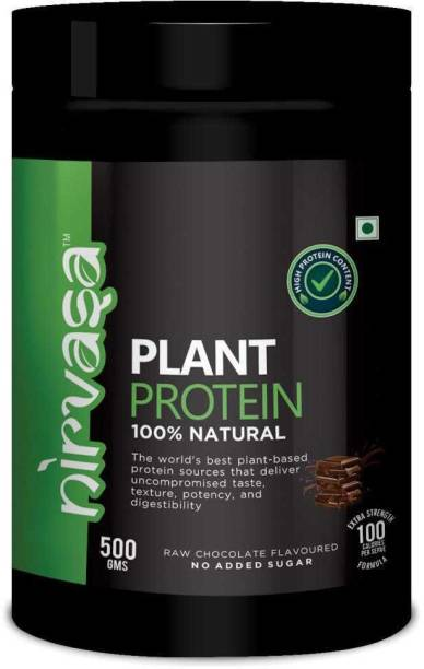 Nirvasa Plant Protein for Men & Women Plant-Based Protein