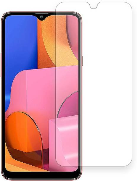 Ji1 Edge To Edge Tempered Glass for samsung galaxy a20s 2019