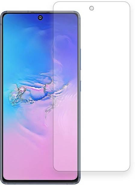 Ji1 Edge To Edge Tempered Glass for Samsung Galaxy S10 lite 2020