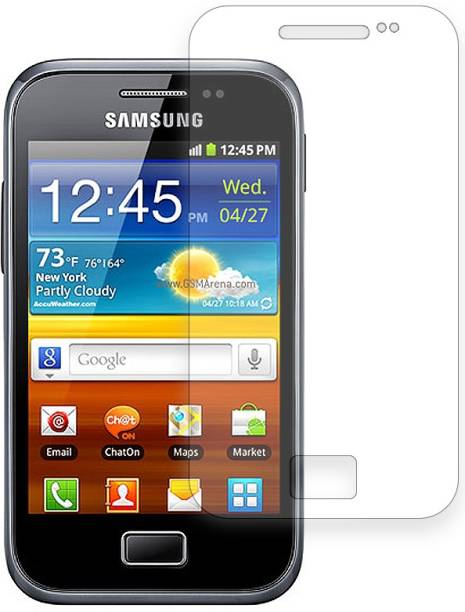 Ji1 Edge To Edge Tempered Glass for samsung galaxy ace+ s7500 2012
