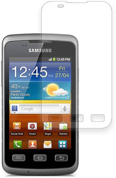 Ji1 Edge To Edge Tempered Glass for Samsung S5690 Galaxy Xcover 2011