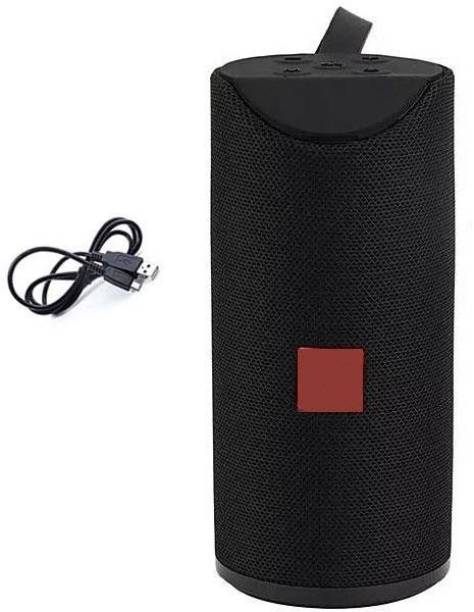 YODNSO Bluetooth Outdoor Speaker Waterproof Portable Wireless Column Loudspeaker Box Support TF Card FM Radio Aux Input 10 W Bluetooth Speaker