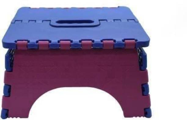Ravenclaw Small Folding Step Stool Kitchen Stool Stool (Red, Blue) Stool