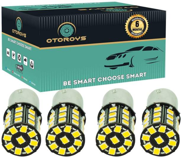 Otoroys Side, Rear LED Indicator Light for Royal Enfield Classic 350, Classic Desert Storm, Classic 500, Baleno