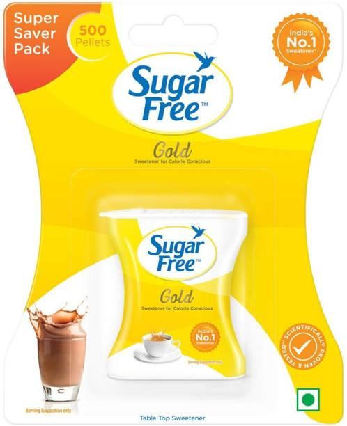 Sugar free S Free Gold 500 Pellets Sweetener