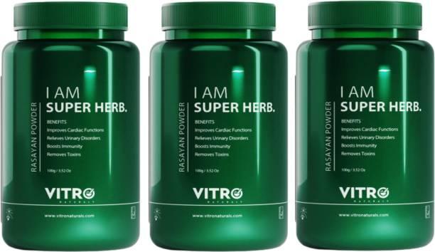 Vitro Naturals I AM SUPER HERB RASAYAN POWDER