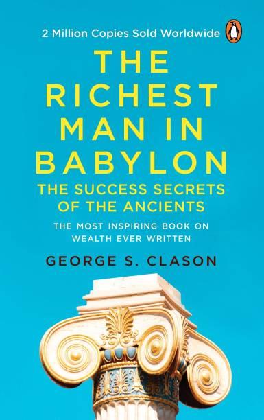 The Richest Man in Babylon (Premium Paperback, Penguin India)