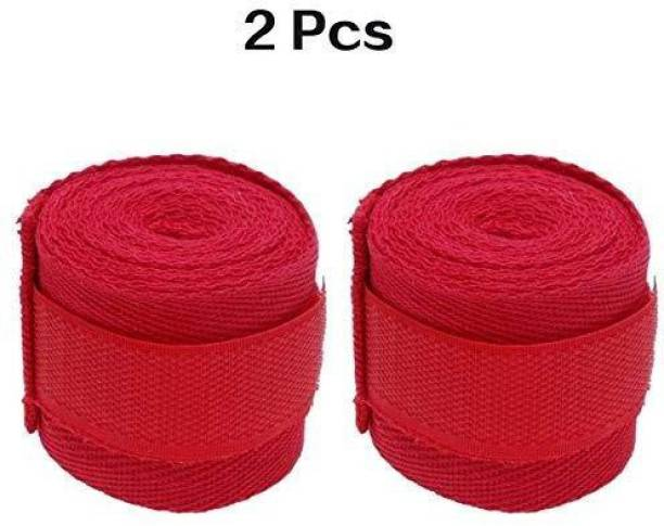 uRock Boxing Hand Wrap & Hand Bandage (Red) Boxing Hand Wrap