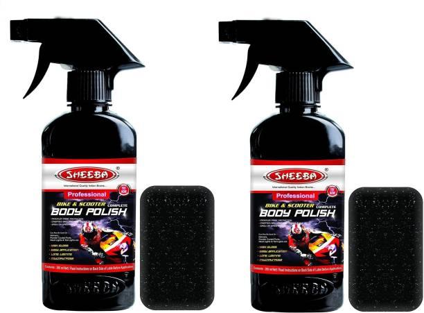 sheeba Liquid Car Polish for Exterior