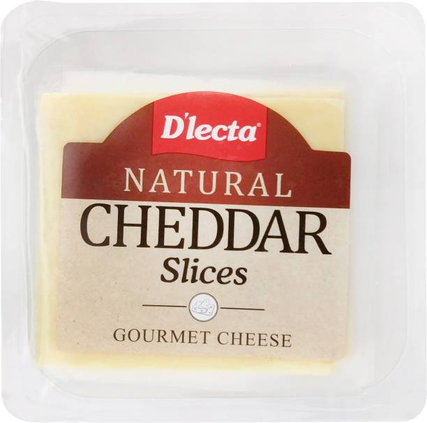 Dlecta Salted Cheddar cheese Slices