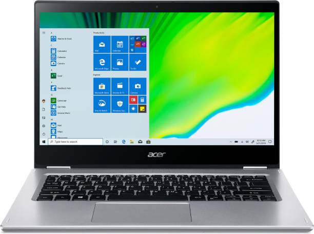 acer Spin 3 Core i3 10th Gen - (8 GB/256 GB SSD/Windows 10 Home) SP314-54N-33X8 2 in 1 Laptop