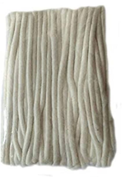 KC PRODUCTS Hand Made White Cotton Long Diya Batti (Wicks) / Long Diya Batti for Puja (Wicks) / Jot batti for Pooja/jyot batti Pack of 1 Cotton Wick