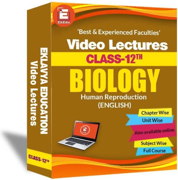 eklavya education NEET Biology Class 12 Human Reproduction in English Medium By EkEdu