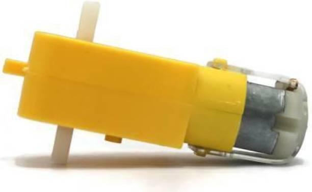 Diktmark BO Gear Motor Dual Shaft for Smart Car Robot Project work Electronic Components Electronic Hobby Kit Electronic Components Electronic Hobby Kit