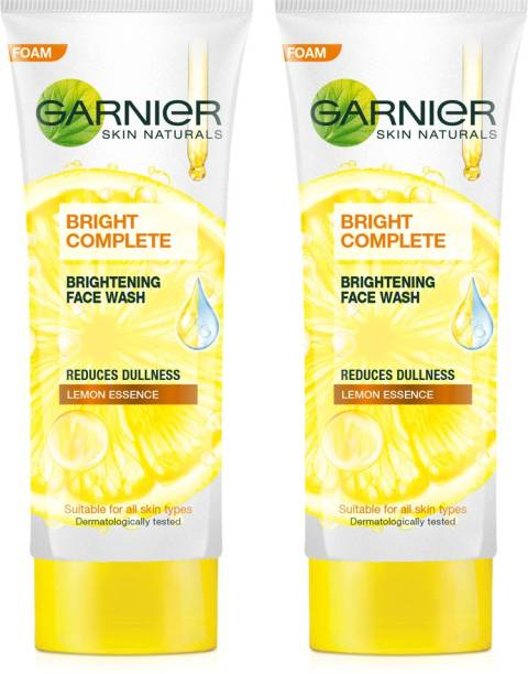 GARNIER Skin Naturals Bright Complete Brightening  Face Wash