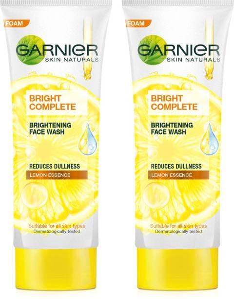 GARNIER Skin Naturals Bright Complete Brightening  Face Wash