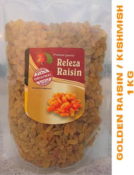 Releza Raisin / Kishmish 1 Kg. (1000 Gm.) Dry fruits, Dry Grapes Raisins