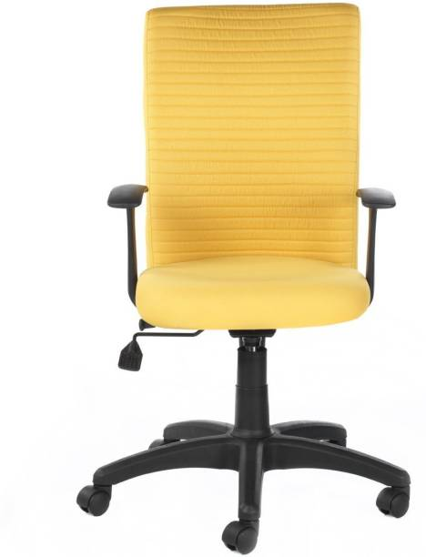 Bluebell Verve II Midback Fabric Office Arm Chair