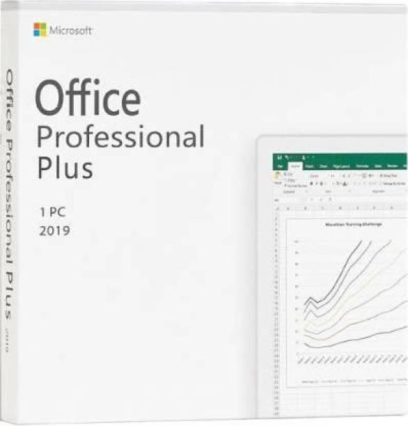 MICROSOFT OFFICE 2019 PROFESSIONAL PLUS LIFE TIME ACTIVATION KEY ONE TIME PURCHASE FOR ONE PC