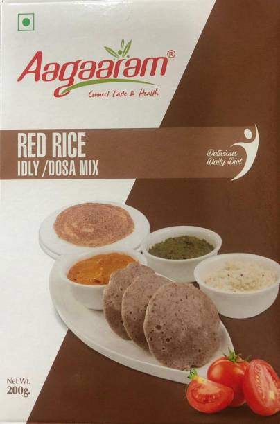 aagaaram red rice dosa mix 200 g