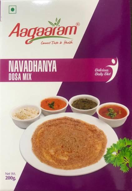aagaaram navadhanya dosa mix 200 g