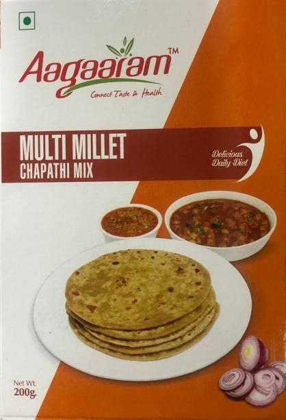 aagaaram multi millet chappathi mix 200 g
