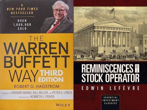 The Warren Buffett Way, Reminiscence Of A Stock Operator (Set Of 2 Bestseller Books)