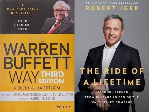 The Warren Buffett Way, The Ride Of A Lifetime (Set Of 2 Bestseller Books)