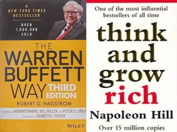 The Warren Buffett Way, Think And Grow Rich (Set Of 2 Bestseller Books)