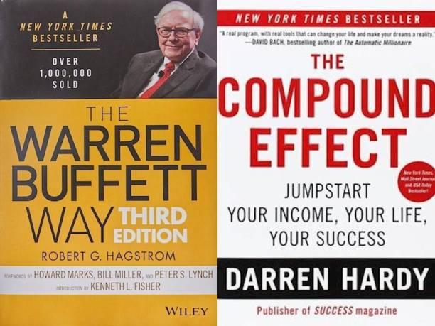 The Warren Buffett Way, Compound Effect (Set Of 2 Bestseller Books)
