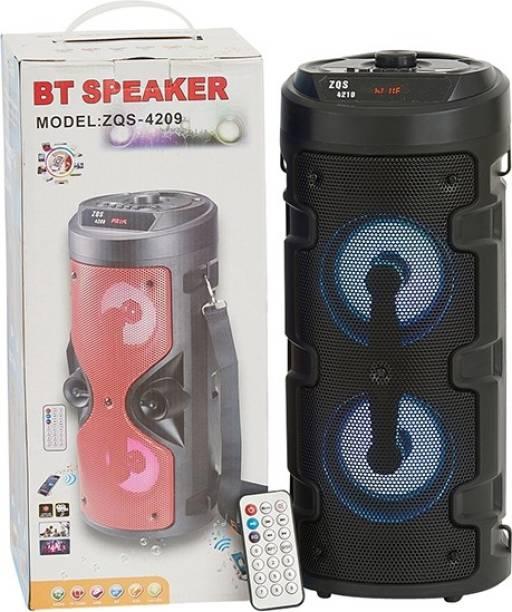 IMMUTABLE 456 _ RT-IPOD-S BT SPEAKER Bass BT Wireless Portable Speaker ZQS-4210 (speaker with mic) 12 W Bluetooth 15 W Bluetooth Tower Speaker
