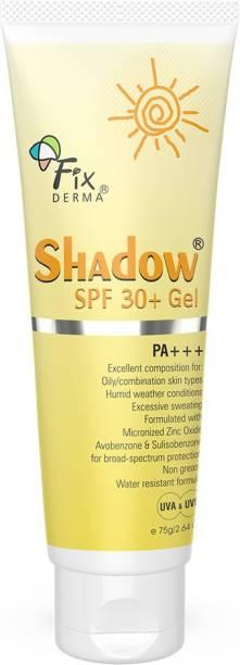Fixderma Shadow SPF 30 Gel - SPF 30 PA+++