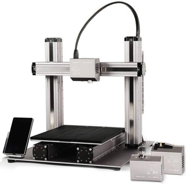 Snapmaker 2.0 (A250) - Modular 3-in-1 3D Printer - FDM 3D Printer, Laser Engraver/Cutter and CNC Carving/Milling Machine | Built Size: 230x250x235mm 3D Printer