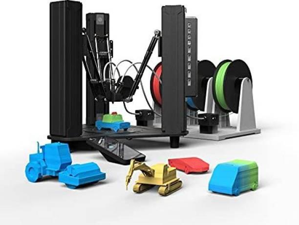 Dobot MOOZ 3 - Auto Color Mixing and Switching Full Color Range Triple Extruder 3D Printer FDM Printer Black 3D Printer