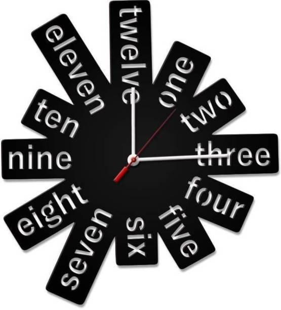 SINGH BROTHERS Analog 30 cm X 33 cm Wall Clock