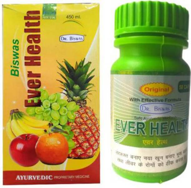 EVER HEALTH TONIC & CAPSULE COMBO PACK