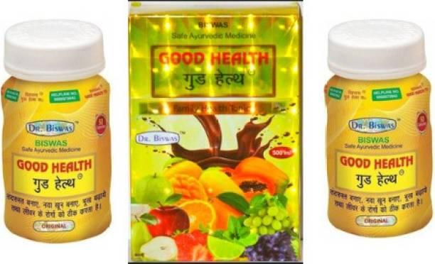 Good Health AYURVEDIC CAPSULE % TONIC COMBO (2 CAP+1 TONIC)