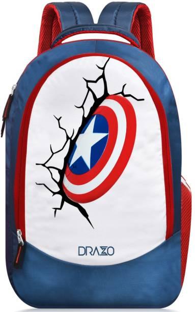 DRAZO -1003 Waterproof School Bag