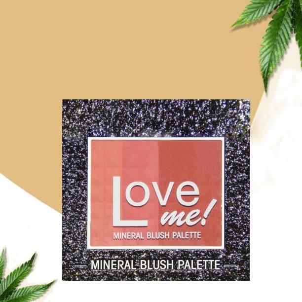 VARS LONDON Pocket matte blusher | matte color combo blusher palette |mini blusher palette | love me face blusher palette | face blush palette