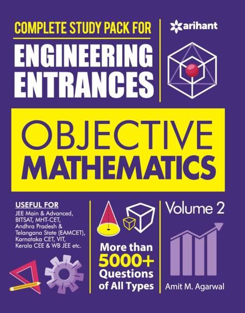 Objective Mathematics Vol 2 for Engineering Entrances 2022