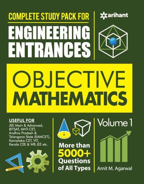 Objective Mathematics Vol 1 For Engineering Entrances 2022