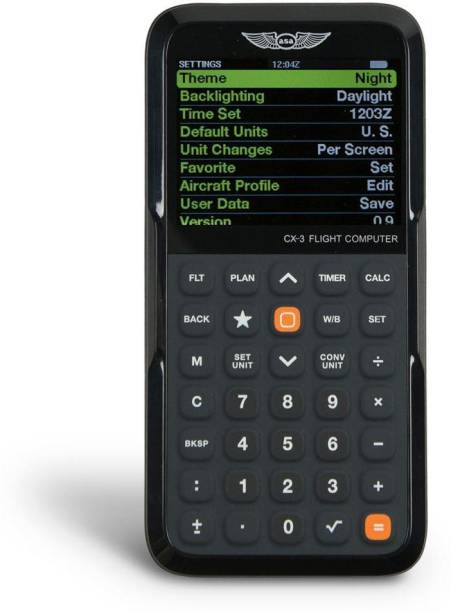 ASA 8541748200 CX-3 Flight Computer Scientific  Calculator
