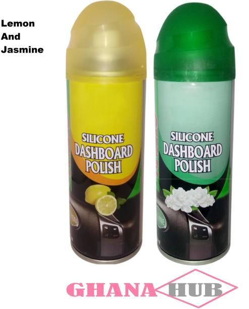 GHANA HUB Lemon And Jasmine Fragrance Premium Cube 11 Vehicle Interior Cleaner