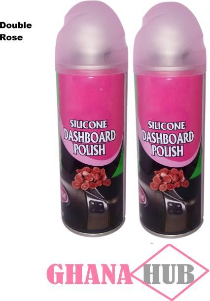 GHANA HUB Double Rose Fragrance Premium Cube 23 Vehicle Interior Cleaner