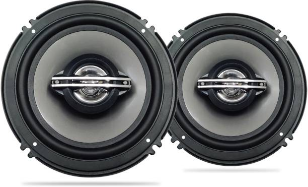godryft Extra Bass S2 6'' 70W RMS 280W 2 Way Super Bass Series Coaxial Car Speaker Coaxial Car Speaker