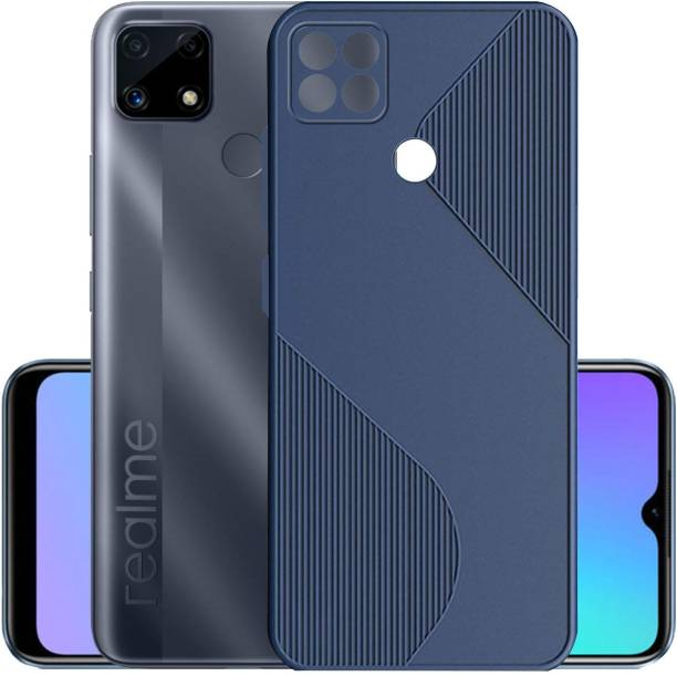 Hupshy Back Cover for Realme C25