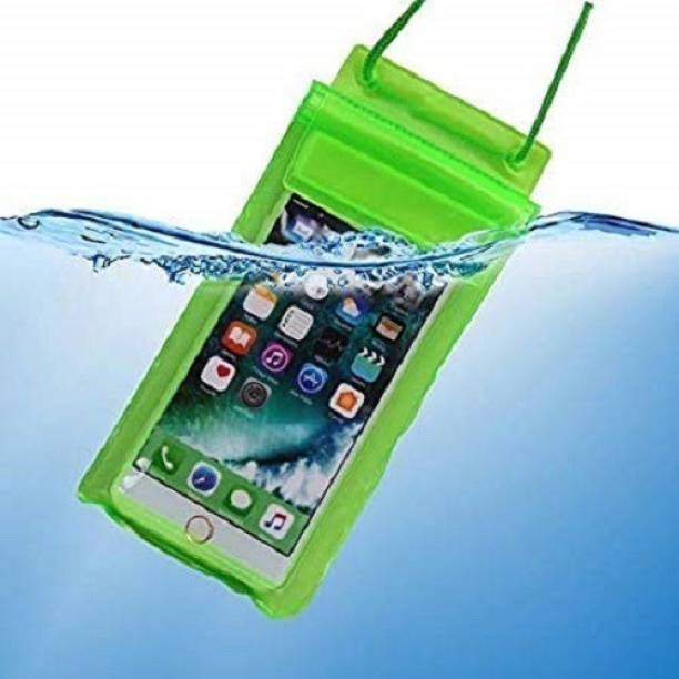 True Desire Pouch for Mobile Rain Pouch Underwater Waterproof Transparent Case Cover For Mobile Phone ,Passport, Money