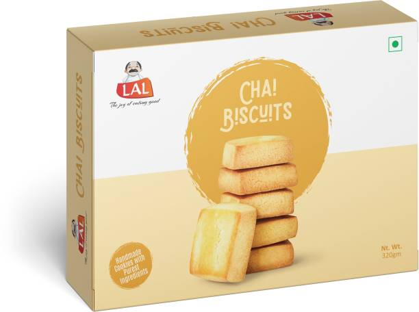 Lal Chai Cookies 320g