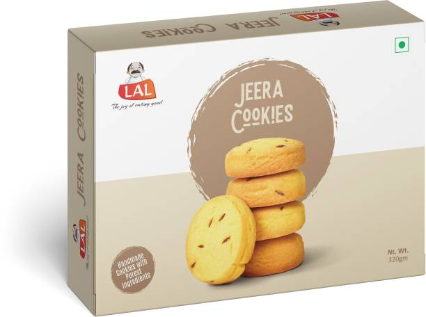 Lal Jeera Cookies 320g Cookies